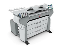 Océ ColorWave 700 Large Format Printer