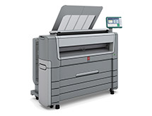 Océ PlotWave 500 Large Format Printer